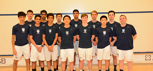 Strong Results for Squash Teams at High School National Tournament