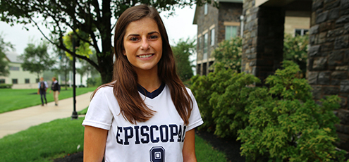 Anna Salvucci '19 Named Main Line Athlete of the Week