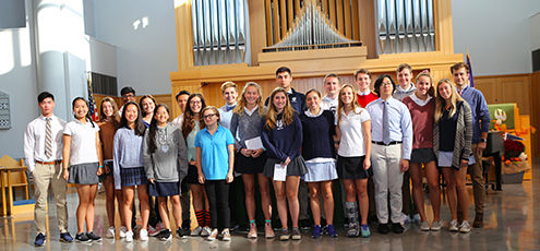 26 Students Receive National Merit Recognition