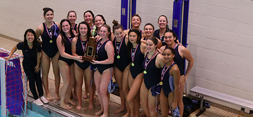 Girls' Water Polo Wins Eastern Prep Water Polo Championship