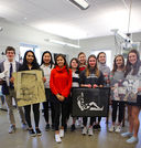 12 Students Win Scholastic Art and Writing Awards