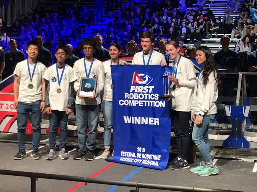 US Robotics Team to Advance to World Championships
