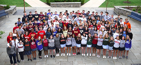 Class of 2019 Earns Impressive Scholarships