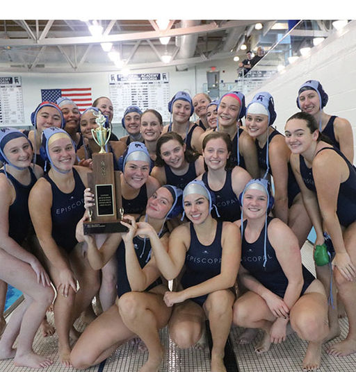 Girls' Water Polo Wins Eastern Prep Tournament