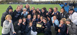 Field Hockey Team Wins 2nd Consecutive PAISAA Championship
