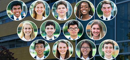 23 Seniors Earn National Merit Recognition
