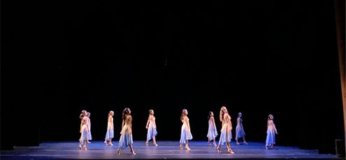 Winter Dance Season Concludes with Virtual Performance