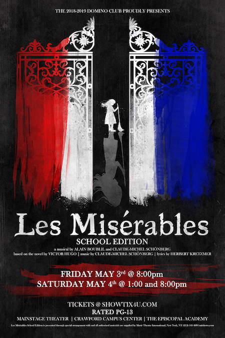 Les Miserables May 3 And 4 Episcopal Academy The News Post Details