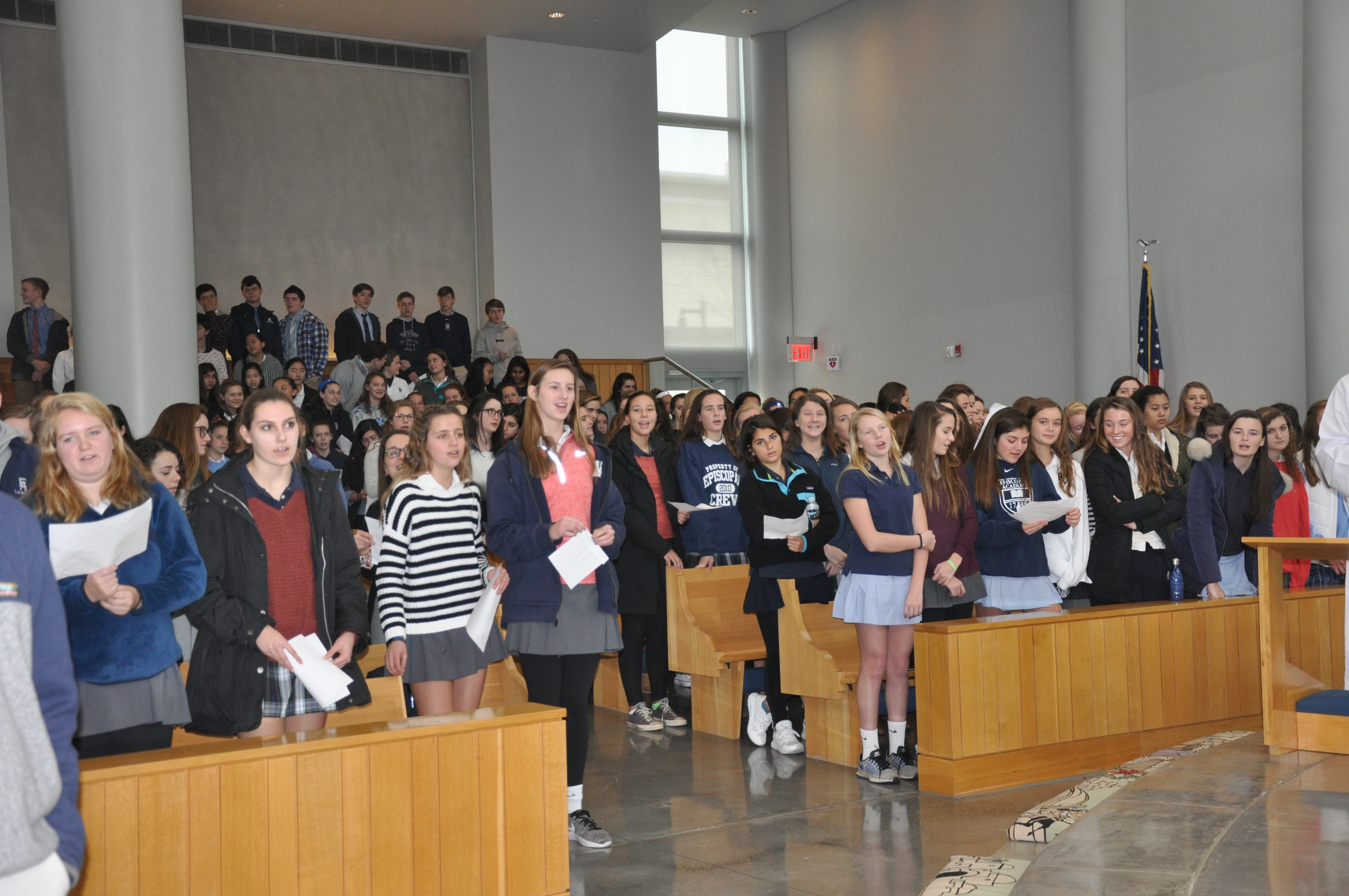 Episcopal Academy, The - News Post Details