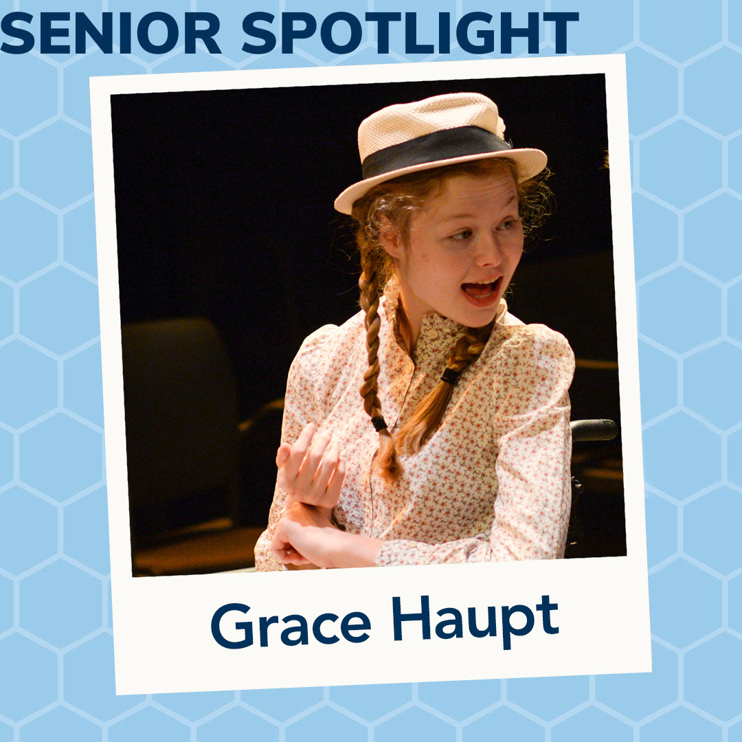 Grace Haupt - Fiddler on the Roof Ensemble Member