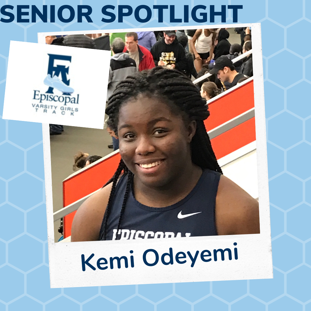 Kemi Odeyemi - Girls' Track & Field