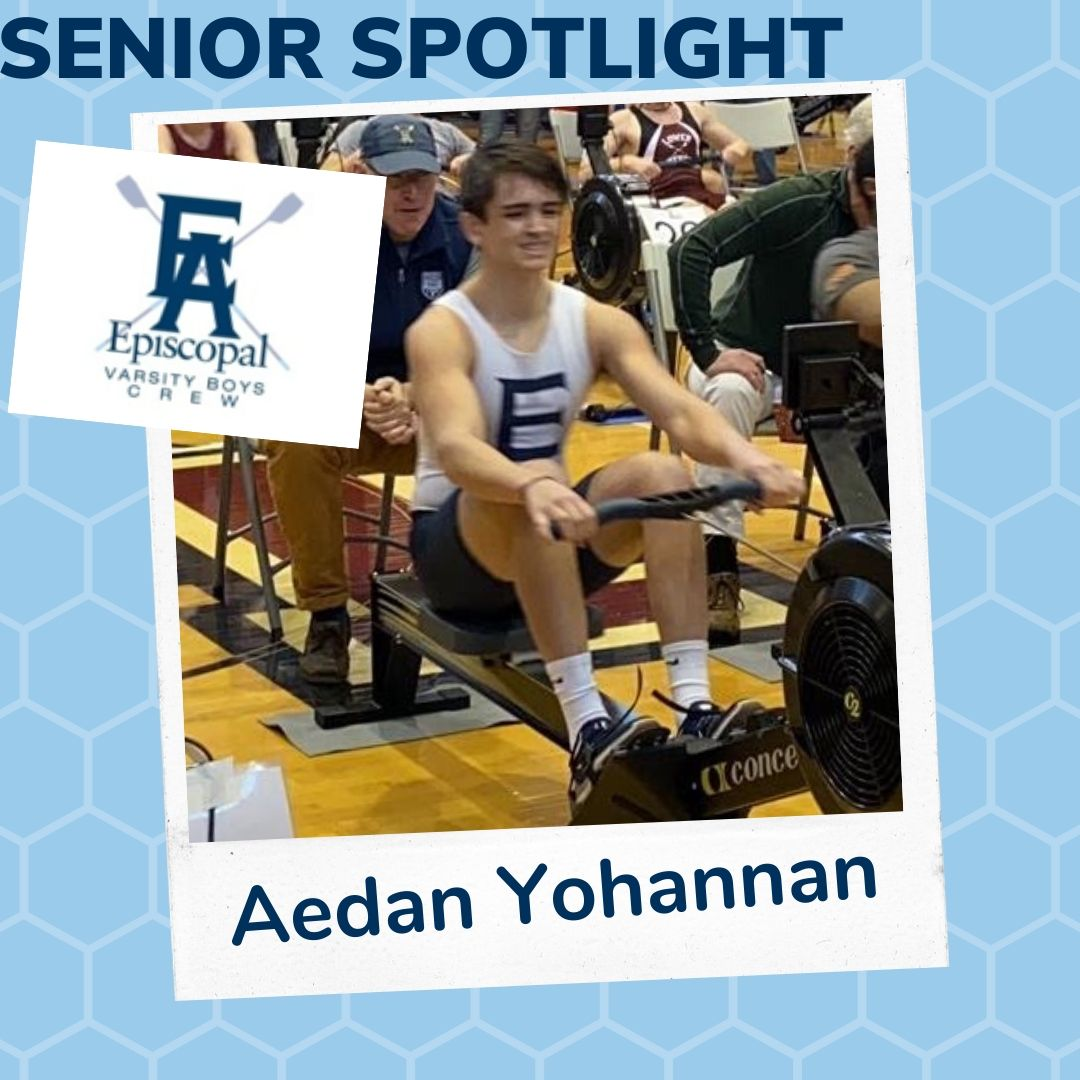 Aedan Yohannan - Boys' Rowing